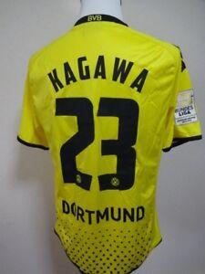 Image is loading Borussia-Dortmund-23-Shinji-Kagawa-100-Original-Jersey- 0d3f812f0