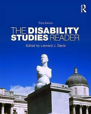 The Disability Studies Reader, , Used; Good Book