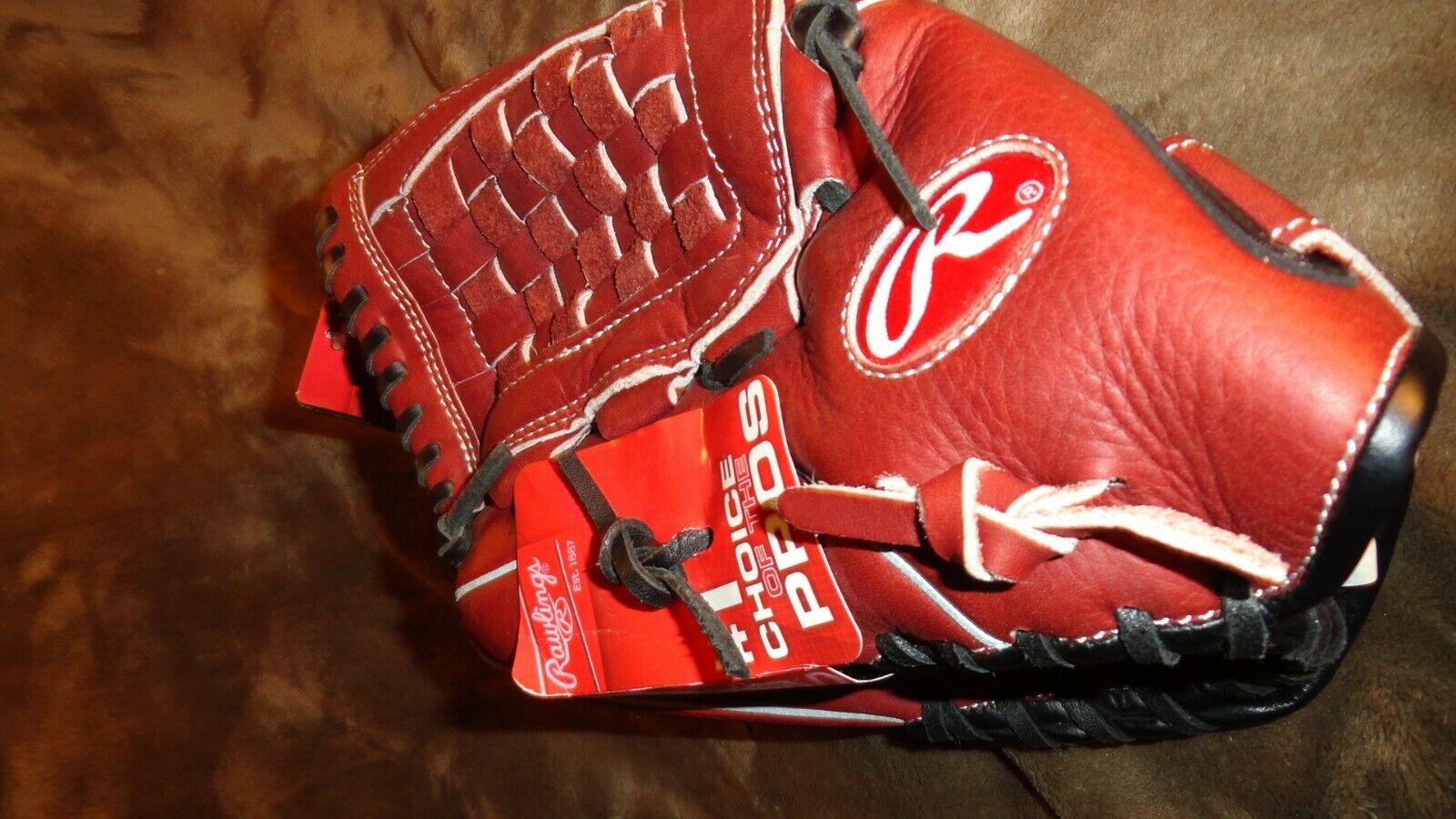 Rawlings RTD125P 12.5 pulgadas mano derecha Edición Especial RTD serie béisbol Fastpitch