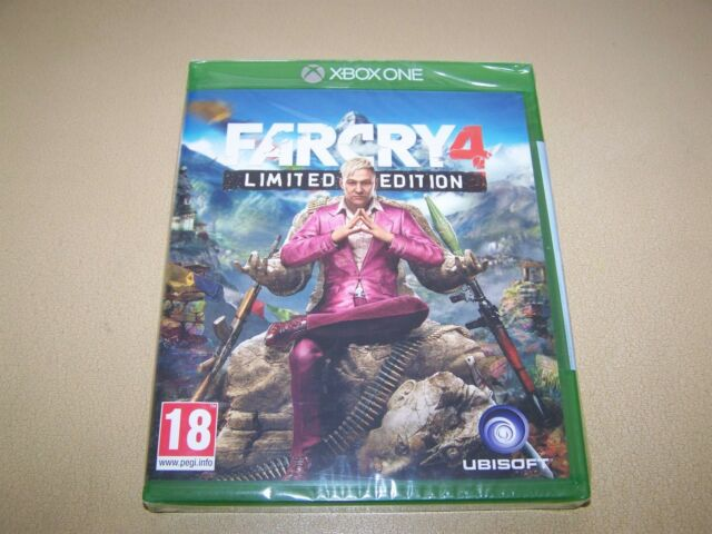Far Cry 4: Limited Edition Xbox One **New & Sealed**