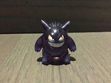 Gengar Pokemon Mini Figure Tomy 2 Inches Tall 1998
