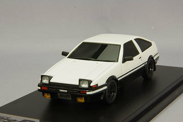 1 43 Hi-Story Modeler's Toyota AE86 TOYOTA projet d initiales D MD43209