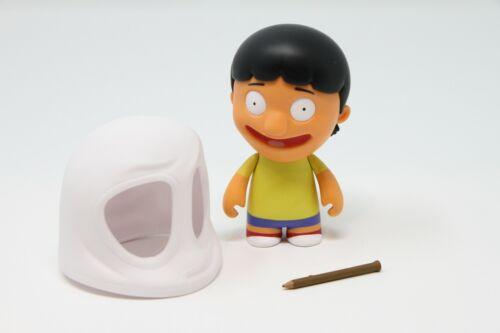 Bob/'s Burgers Gene Figura Cego Caixa Boneco de Vinil Kidrobot saque Crate Novo em folha