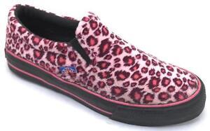 UNDERGROUND Fucsia Leopardo uw-004-lp-pnk Sin Cordones