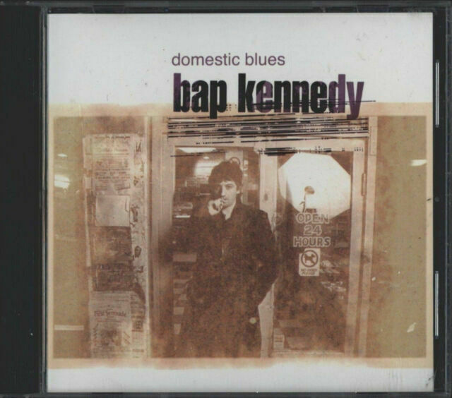 Domestic Blues By Bap Kennedy Cd May 1998 E Squared For Sale Online Ebay