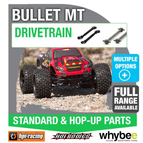 Hpi bullet mt plateau pièces genuine hpi racing r//c standard//hop-up pièces!