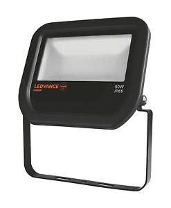 noir Boîtier en aluminium 220-240 X Osram Flood Light DEL Outdoor Flood Light IP65