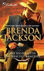 Desire: One Night with the Wealthy Rancher 1958 by Brenda Jackson (2009, Paperback)
