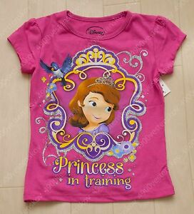 Official Disney Little Mermaid Tropical Sea Princess Youth Girls Tshirt Tee