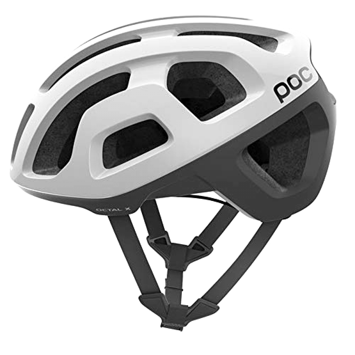 POC Octal X, Helmet for Mountain Biking, Hydrogen blanc, Medium, New