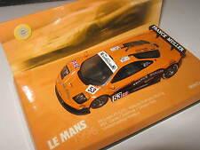 1:43 McLaren F1 GTR Nr. 53 LeMans 1996 Giroix ACO 1 of 999 MINICHAMPS OVP new