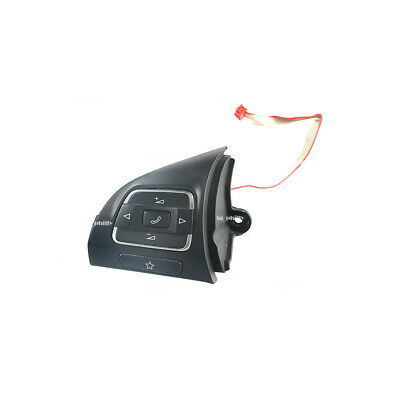 MULTI-FUNCTION STEERING WHEEL BUTTON SWITCH MFD For VW GOLF