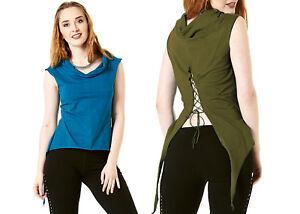 GEKKO TOP PIXIE t-shirt elf top WOMENS PIXIE CLOTHING FAIRY TOP PIXIE TOP