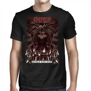 KREATOR-World-War-Now-T-SHIRT-S-M-L-XL-2XL-Brand-New-Official-T-Shirt
