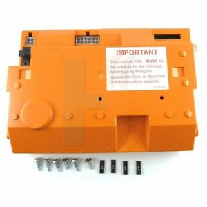 IDEAL-174486-ORANGE-CONTROL-BOX-V9-V10-NEW-amp-GENUINE