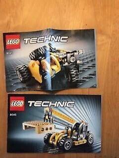 Lego Technic, 8045