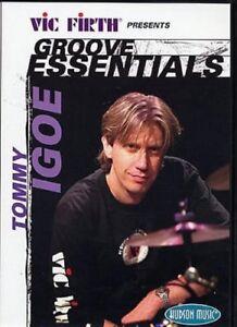 Tommy-Igoe-Groove-Essentials-Dvd-Region-2