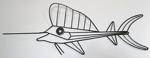 1970-039-s-Eames-style-art-deco-sailfish-wall-moderne-decoration-steel-wire