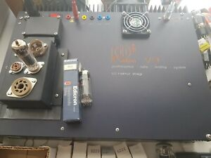 RCA BRAND TUBE 6080WC TUBE RCB291 NOS TUBE SIMILAR 6AS7G TUBE