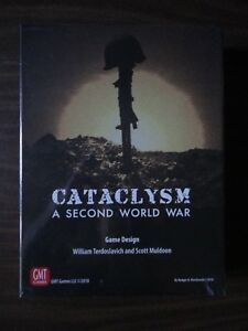 Cataclysm-by-GMT-Games-2018-mint-in-shrink