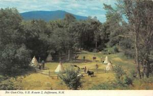Image Is Loading Jefferson Nh New Hampshire Six Gun City Indian