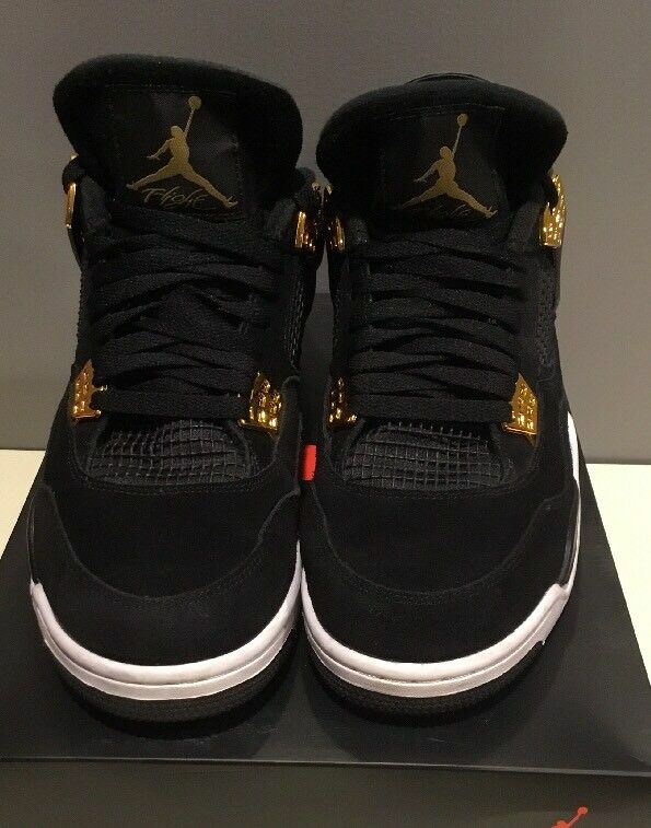 Nike jordan retro 4 royalty Size 11 Authentic OG All