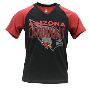 Arizona-Cardinals-Official-NFL-Apparel-Kids-Youth-Girls-Size-T-Shirt-New-Tags
