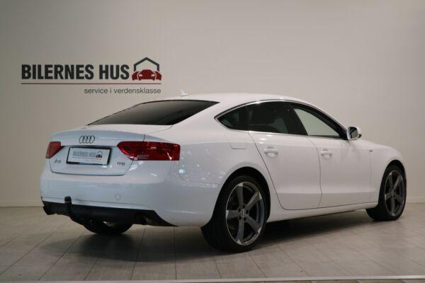 Audi A5 1,8 TFSi 170 Sportback Multitr. - billede 1
