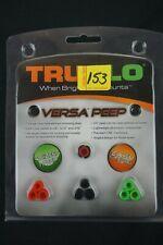 TruGlo VERSA PEEP BLK BLK//GRN//RED