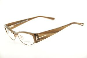 efa19af9df967 New Authentic Tom Ford TF 5076 U61 Brown 53mm Italy Frames ...