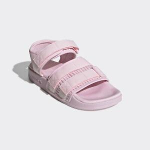 New Adidas Original Womens ADILETTE SANDAL 2.0 PINK CG6151 ...