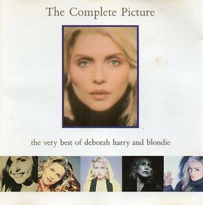 The-Complete-Picture-The-Very-Best-Of-Deborah-Harry-amp-Blondie-CD-1991