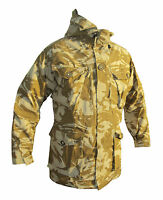 Desert/Sand Camo WINDPROOF SMOCK/JACKET - British/Army/Military - SALE - Limited