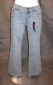 NEW-Torrid-Light-Wash-Flare-Bootcut-STRETCH-Jeans-Size-12-XL-Short-Regular-Tall