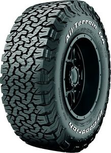 LT275/60R20 / 8 Ply BF Goodrich All-Terrain T/A KO2 Tires 119/116 S Set of  4 New