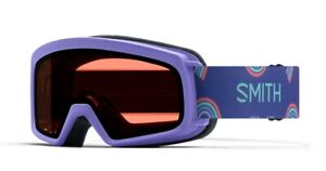 Smith-Rascal-Youth-Snow-Goggles-Thistle-Happy-Place-RC-36-Lens-Kid-039-s-New-2021