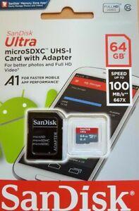 San-Disk-Class-10-Ultra-64GB-100MB-s-Micro-SD-SDHC-Memory-Card-UHS-I-UK