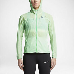 Nike dryfit running jacket Lavender blue Nike running jacket