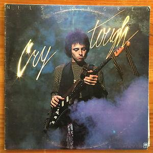 Nils Lofgren Cry Tough Vinyl Lp Ebay