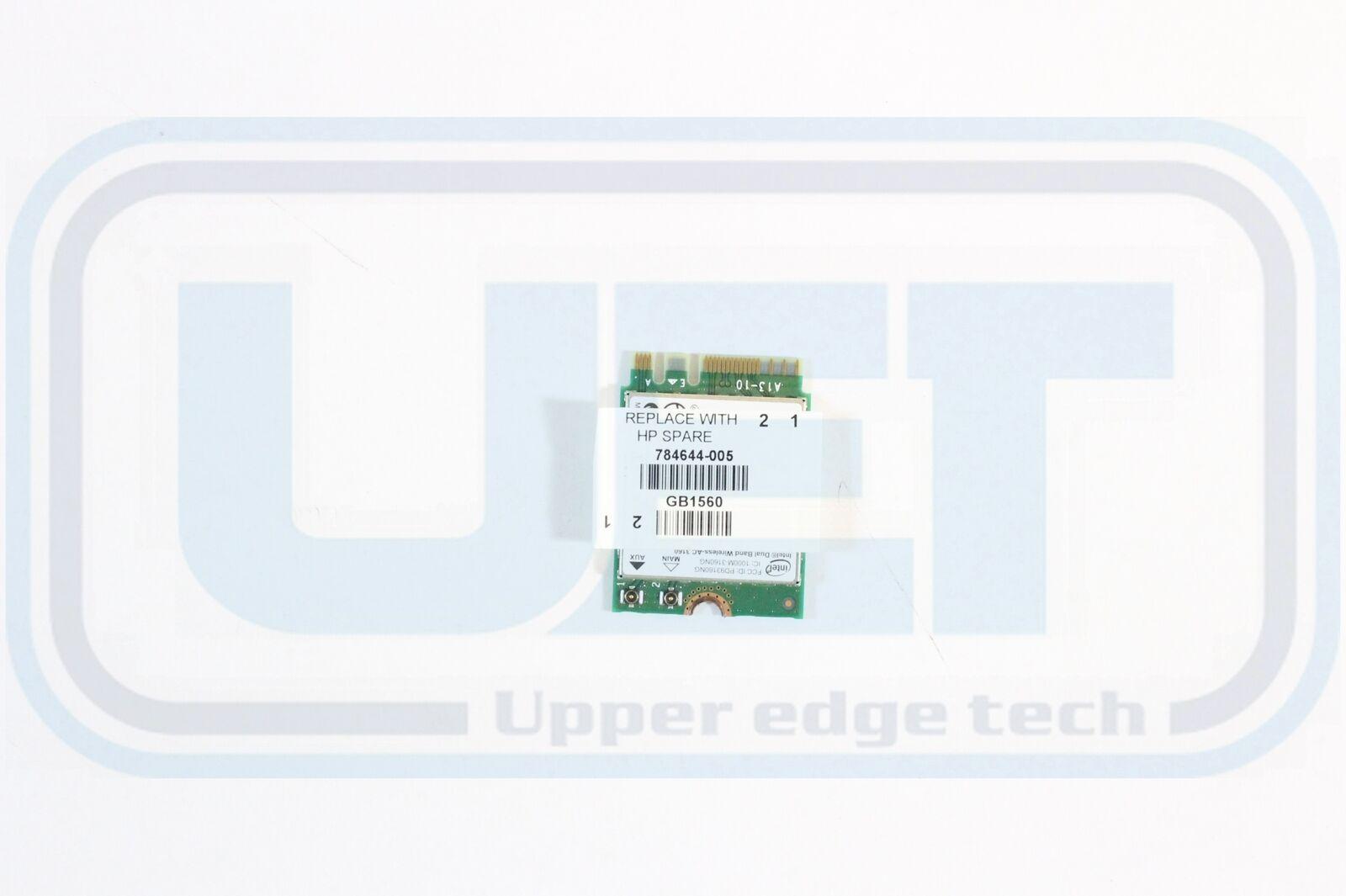 HP Pavilion 13-S020NR 784644-005 802.11ac M.2 Tested Warranty