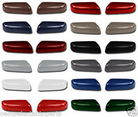 2007-2010 Ford F-150 Pre Painted Trailer Towing Mirror Cover Caps Pair -