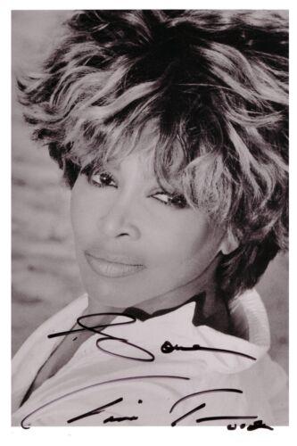 ++POP Legende++ Tina Turner +Autogramm+