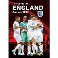 The Official England National Team Soccer Football Annual Yearbook 2013 Epl
