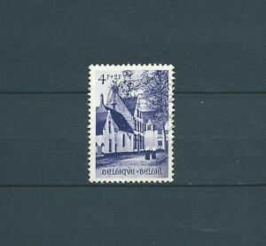 BELGIQUE-1954-YT-948-TIMBRE-OBL-USED