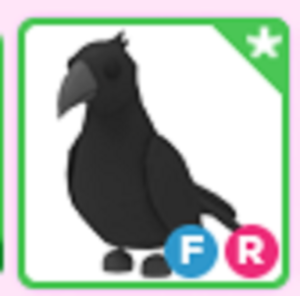Fly Ride FR Crow Roblox Adopt me