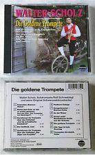 WALTER SCHOLZ Die Goldene Trompete .. Rare Convoy CD TOP