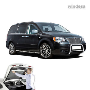 Sonniboy Sonnenschutz Chrysler Grand Voyager 2008-2017 Dodge Grand Caravan