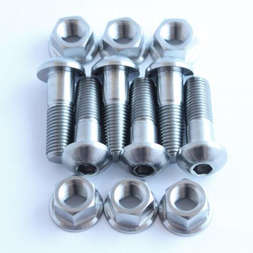 Africa twin Titanio Bulloni della ruota dentata parte:90128-mm9-000