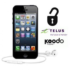 TELUS-KOODO-CANADA-IPHONE-SAMSUNG-UNLOCK-Very-Fast-ALL-MODELS