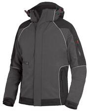 FHB Sweater-Jacke mit Kapuze  BENNO 79494 11-grau